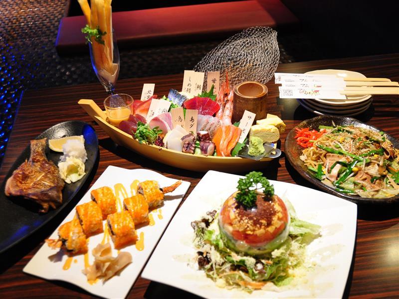 産直安心の新鮮食材を使用したフルコース☆