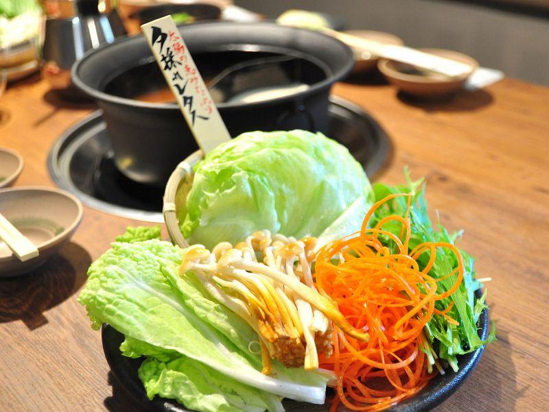 ヘルシーな新鮮野菜をたっぷりとご堪能下さい!