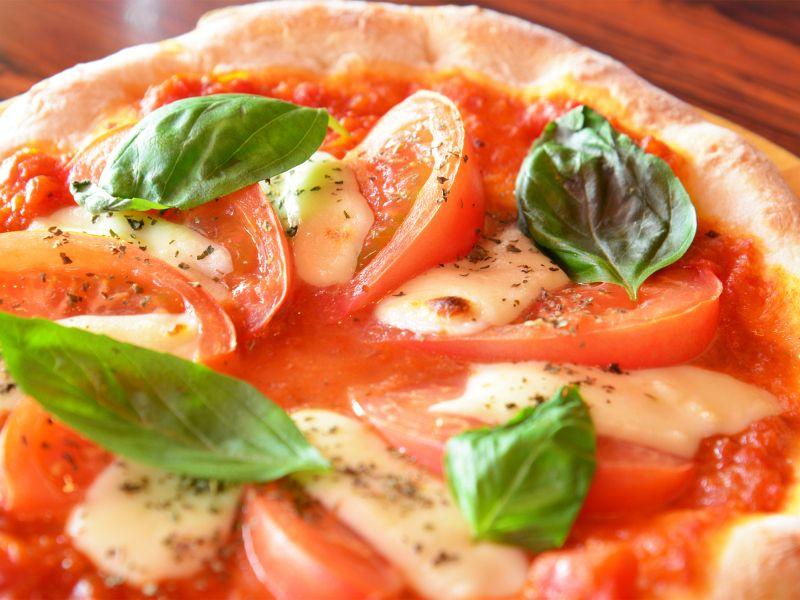 トマトとモッツァレラのマルゲリータ