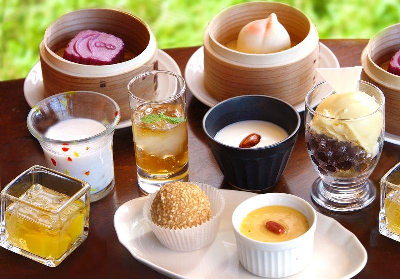 マンゴプリンや杏仁豆腐などデザート全50種類!