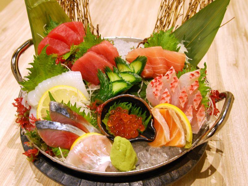 仕入れからこだわった新鮮な旬の鮮魚!