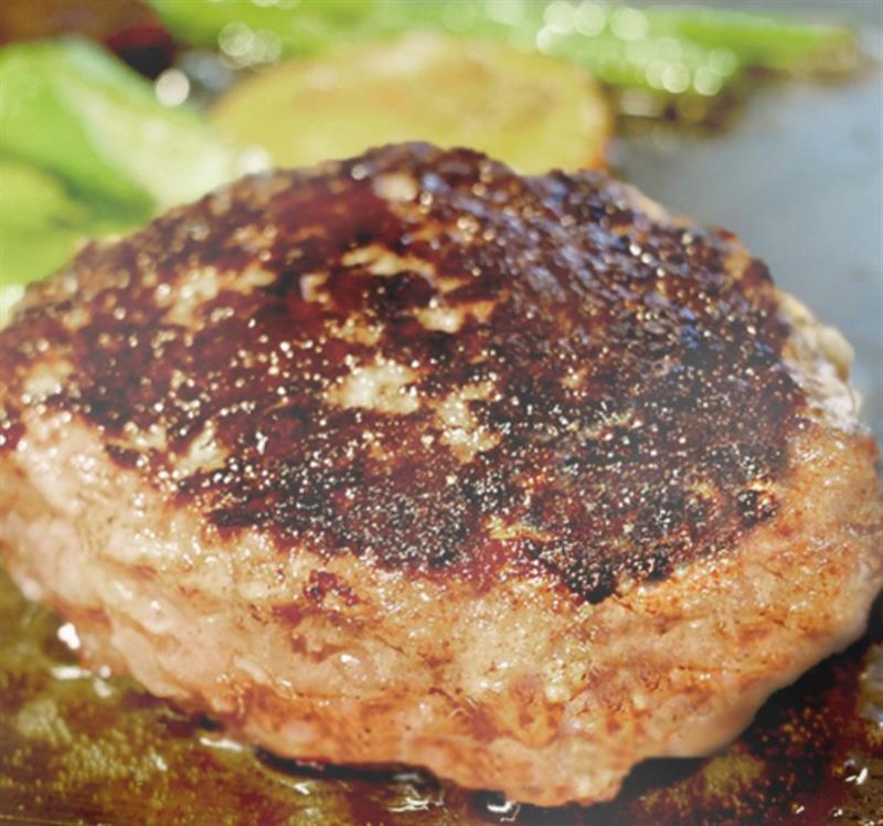 石垣牛と県産野菜