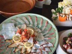 自慢の鮮魚を使用した宴会プラン
