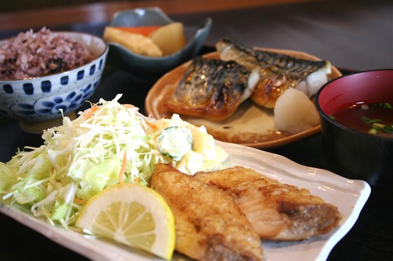 魚・さかな定食☆