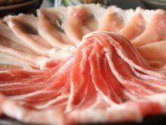 上質な県産豚肉を「和」のもてなしで