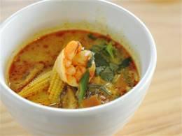 マレーシア麺料理、ラクサ