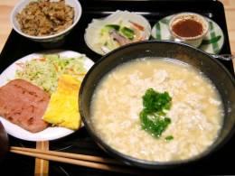 箸が止まらない優しい味のゆし豆腐定食