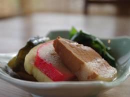 沖縄の定番料理もご用意しています