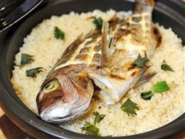 ふっくら&味わい深い鯛飯