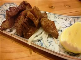 仙台から直送の厚切り牛たんステーキ