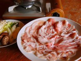旨味のある味が評判の琉美豚