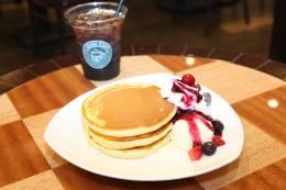 T'sパンケーキ ¥480