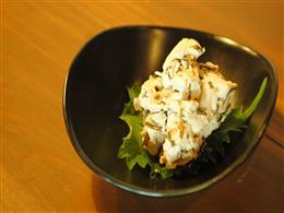 塩昆布クリームチーズ