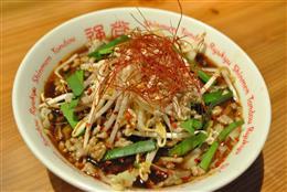 野菜たっぷりうま辛ラーメン ミニ580円