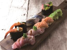 新鮮なお寿司をご提供致します