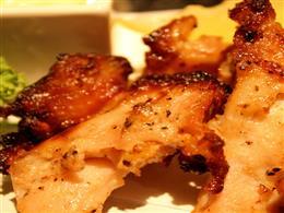 鶏ヤゲン軟骨焼き クセになる美味しさ!