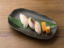おまかせにぎり寿司 三カン