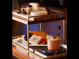 チーズやデザートなどもお楽しみいただけます