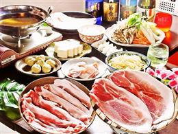 那覇で人気の豚しゃぶしゃぶ食べ放題