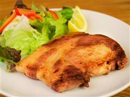 琉球黒豚アグーステーキ ¥1990