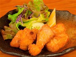 県産マグロの一口カツ ¥690