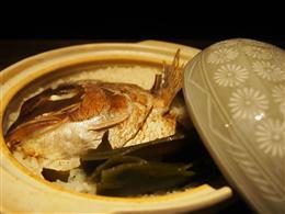 鯛めし¥780♪美味しく炊けております!