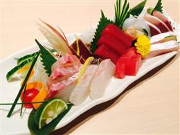 鮮魚刺身盛り合わせ(日替わり)