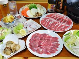 北海道料理各種揃えてます