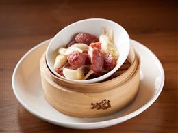 当店人気の点心!  台湾腸詰
