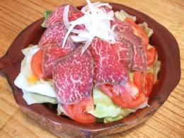 石垣牛サラダ