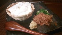 佐賀大豆100% 自家製ざる豆腐