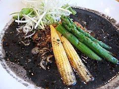 黒ごま担々麺(限定らーめん)