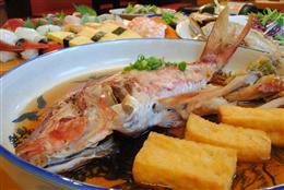 お好きな調理法でお魚が味わえます★