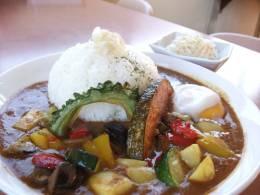 地中海野菜カレー