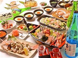 「鰓呼吸」自慢の海鮮料理の数々