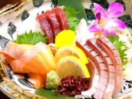 毎日仕入れる魚は鮮度バツグン!