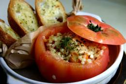 アボガドトマトチーズ
