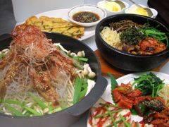韓国料理もコースで楽しめます