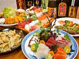 宴会お一人様1500円プラン(Bプラン6品)