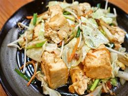豆腐チャンプルー480円