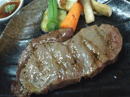 超熟成牛ステーキはじめました今だけ1380円