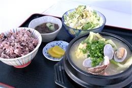 大人気!海鮮塩麹ゆし豆腐セット