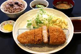 山原(やんばる)豚ロースカツ定食