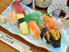 にぎり寿司は1貫から注文OK!