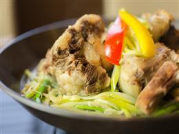 沖縄で食べれるのはここだけ!コリチム!