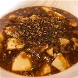 麻辣豆腐(山椒 麻婆豆腐)※白米おかわり無料