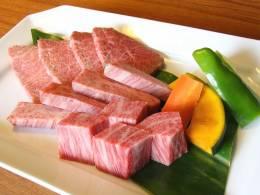 特上おまかせ肉盛
