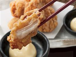 鶏の唐揚(4個) 440円(税別)