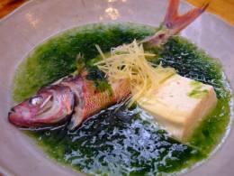 近海魚のマース煮