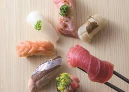 魚学 魚寿司 公設市場総本店